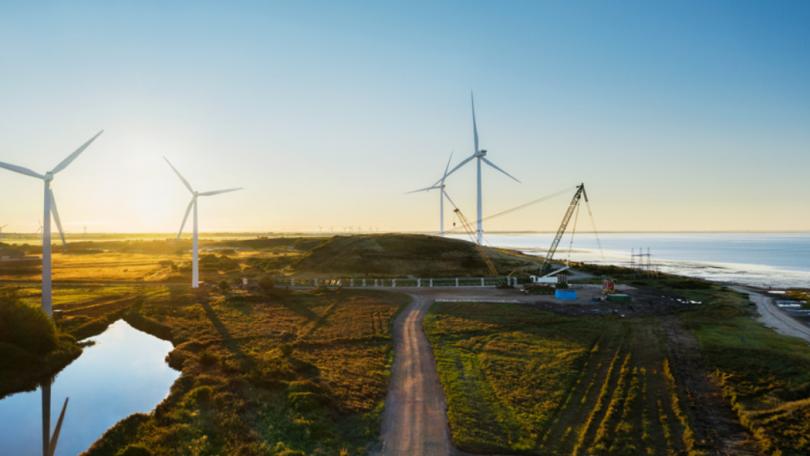 Apple klar med to af verdens største vindmøller ved Esbjerg