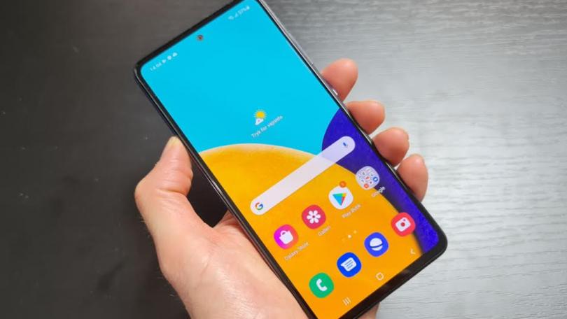 Test og anmeldelse af Galaxy A52 5G – bedst til prisen 2021?