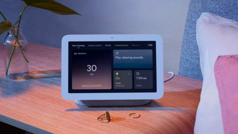 Ny Google Nest Hub kan overvåge din søvn