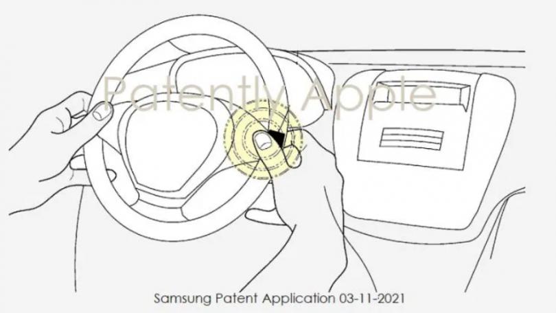 Samsung: Fingeraftrykslæser skal gøre det sværere at stjæle biler