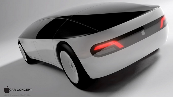 Apple vil bruge infrarødt lys til at se ting på lang afstand i biler