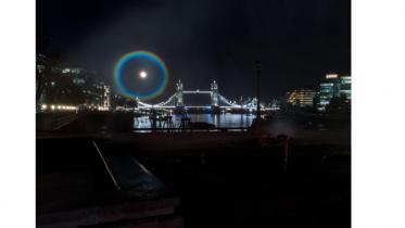 Se billeder af måneregnbue: OnePlus genskaber vildt naturfænomen