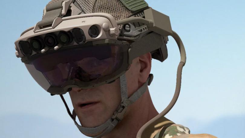 Microsoft scorer gigantaftale på Hololens til amerikanske soldater