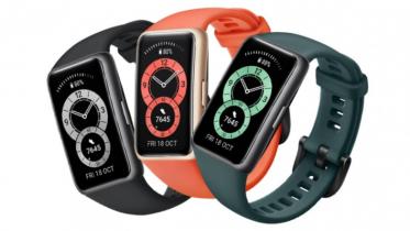 Huawei Band 6 kan måle iltmætning i blodet og har lav pris