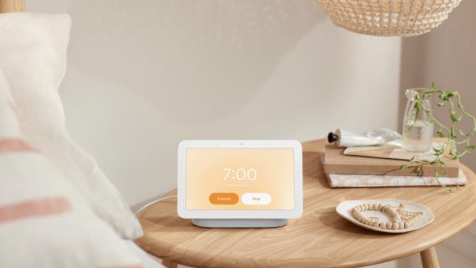 Google Nest Hub 2021 smart speaker – dansk pris og tilgængelighed