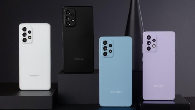 Samsung opdaterer også A-serien med Android i tre år