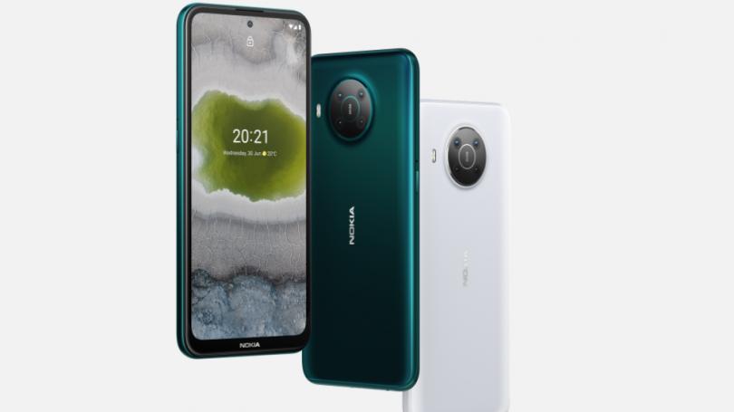 Nokia X10 – billig 5G-telefon til dig der tager et grønt standpunkt