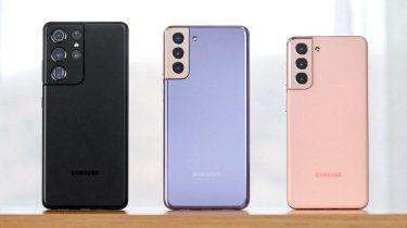 Samsung fremviser stærkt Q1-regnskab takket være godt Galaxy S21-salg