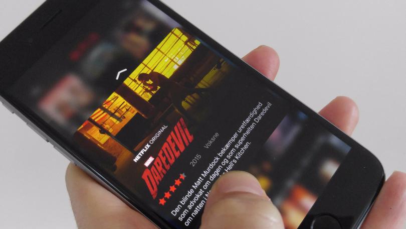 Falsk Netflix-app indeholder malware til at overvåge brugernes data