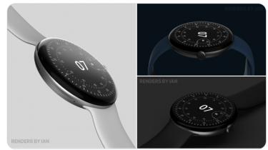Google Pixel Watch – dette kan være de første billeder af længe ventet ur