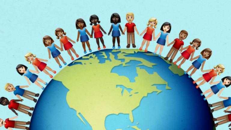Emojis ekskluderer folk på kultur, etnicitet og alder