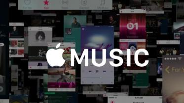 Apple Music betaler omkring 6 øre per stream