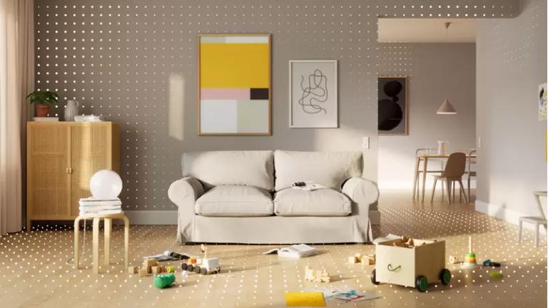 Nyt design IKEA Studio giver bedre stylingmuligheder til hjemmet i AR