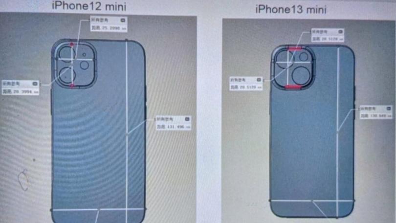 Rygte: iPhone 13 Mini kan få nyt dual kameramodul