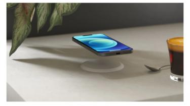 Zens QI trådløs oplader: Tryl let ethvert møbel om til trådløs opladerstation