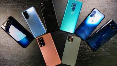 De bedst sælgende mobilproducenter – Huawei rasler ned af listen