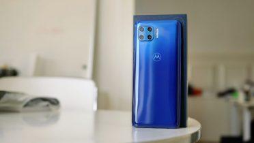 Bedste telefon til prisen? Motorola Moto G 5G Plus er utrolig billig