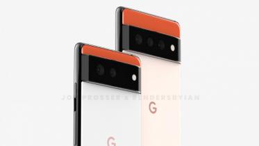Google Pixel 6 og Pixel 6 Pro overrasker på designet – se billeder
