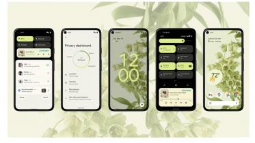 Android 12: Nyt design, bedre sikkerhed, bilnøgle!