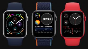 Apple Watch Series 7 får flade kanter