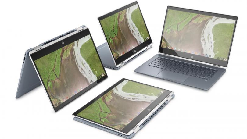 Chromebook-brugere kan snart få adgang til fotos fra Android-telefoner