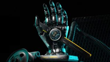 OnePlus Watch klar i Cyberpunk 2077 version