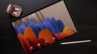 Supportside til Samsung Galaxy Tab S7 FE er live
