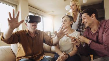 Danske forskere vil stoppe ulykker med virtual reality