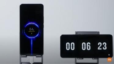 Oplad mobilen fra 0-100 % på 8 minutter