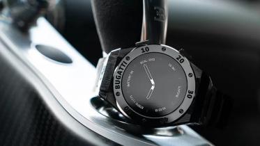 Bugatti klar med ny smartwatch-serie til en god pris