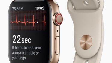 Apple anklages for at monopolisere hjerteteknologi til Apple Watch
