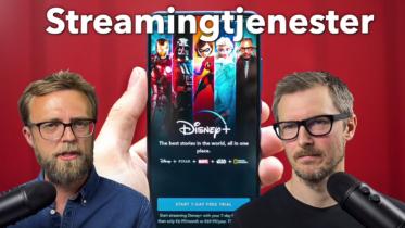 Hvilke streamingtjenester er de bedste?