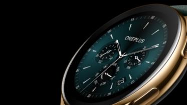 OnePlus Watch med safirglas og kobolt-legering