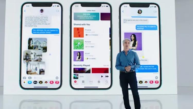 Apple Beskeder får ny delingsfunktioner