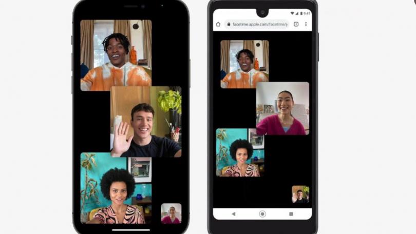 """Apple viser Facetime på 4 år gammel, upopulær og """"grim"""" telefon"""