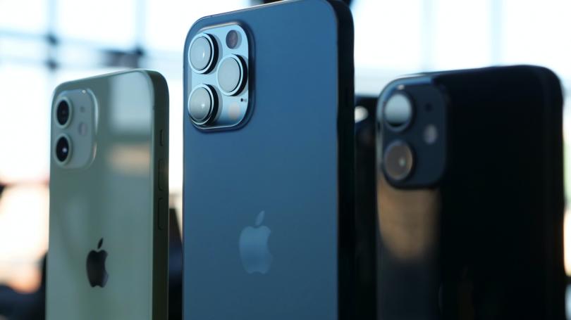 iPhone 13 certifikation sladrer om kraftigere batterier