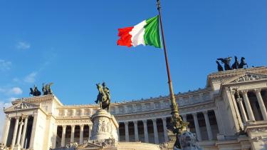 Huawei kan få kontrakt hos Vodafone i Italien