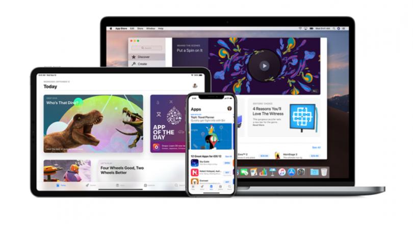 App Store omsatte for 643 milliarder dollars i 2020