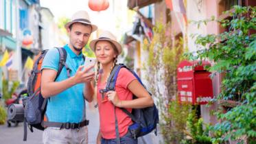 Dataroaming i udlandet sker med langsommere hastigheder