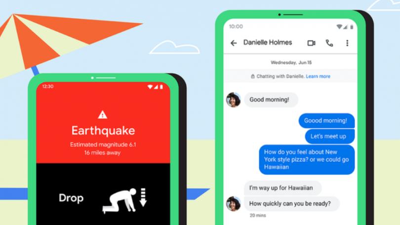 Seks nye funktioner til Android