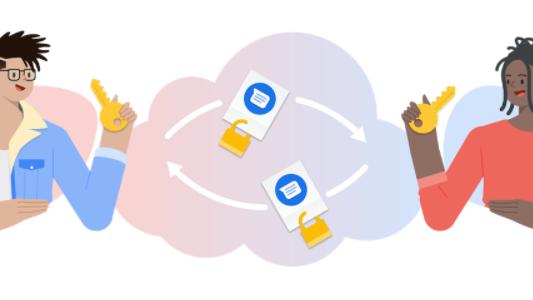 Google Messages end-to-end kryptering er ikke længere i beta