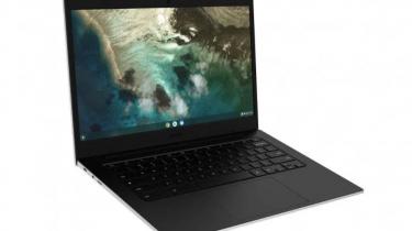 Samsung Galaxy Chromebook Go er ultra billig Chromebook