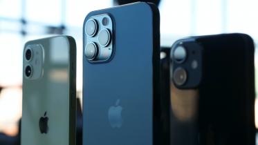 Apple sælger klart flest 5G-telefoner – men føringen mindskes