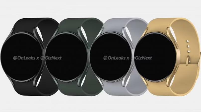 Første kig på Samsung Galaxy Watch Active 4