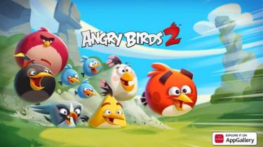 Huawei og Rovio gør Angry Birds 2 tilgængeligt i AppGallery