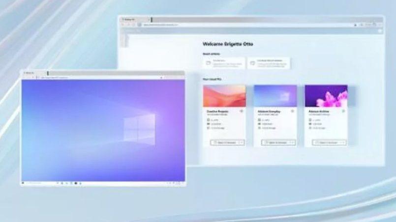 Microsofts nye Windows 365-abonnement kan streame Windows 11 overalt
