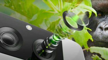 Gorilla Glass med DX og DX+ skal beskytte kameraet på flagskibe