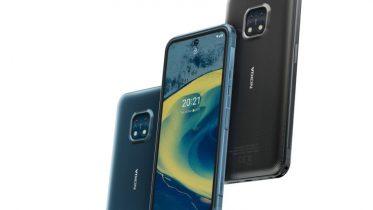 Nokia XR20 er en hårdfør 5G-telefon med fire års opdateringer