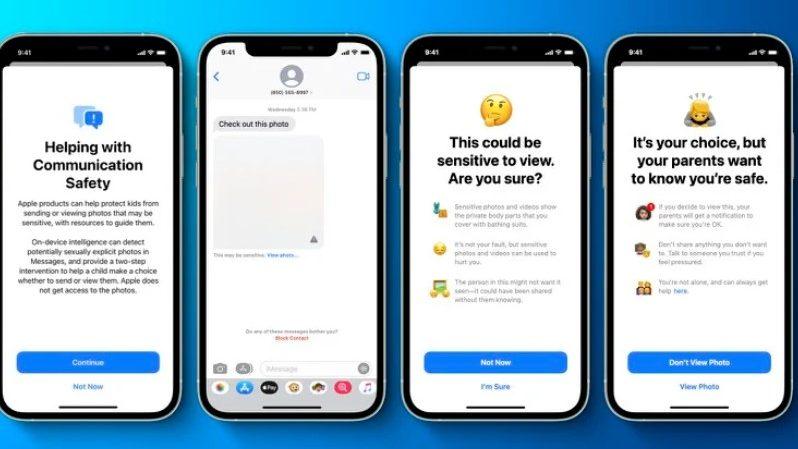 Apple lover at CSAM-scanningen ikke bliver misbrugt