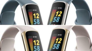 Fitbit Charge 5 kommer den 23. oktober